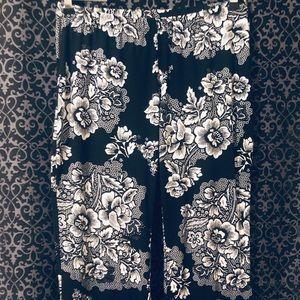 Pants - Boho Print Soft Pants